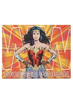 Wonder Woman Canvas Wall Decor