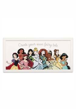 Disney Princess Fairytale Framed Wall Decor