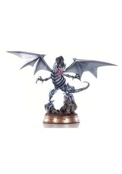 Yu Gi Oh Blue Eyes White Dragon Silver Variant 14 Statue