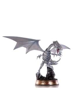 Yu Gi Oh Blue Eyes White Dragon White Variant 14 Statue upda