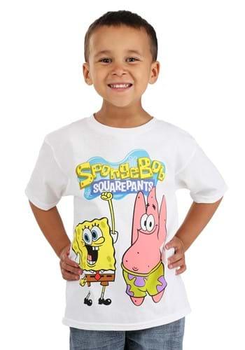 SpongeBob Patrick Kids T Shirt