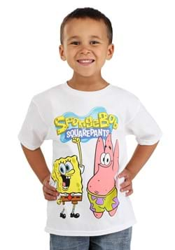 SpongeBob Patrick Kids T Shirt