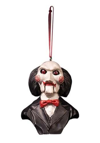 Saw Billy Ornament