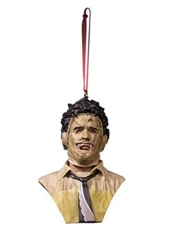 Texas Chainsaw Massacre Leatherface Ornament