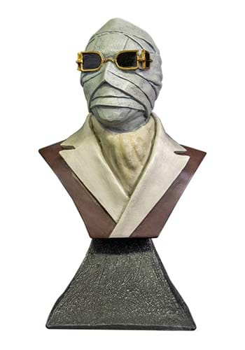 Universal Monsters Invisible Man Mini Bust