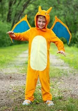 Pokemon Kid's Charizard Deluxe Costume-2