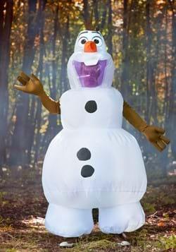 Disneys Frozen Adult Olaf Inflatable Costume