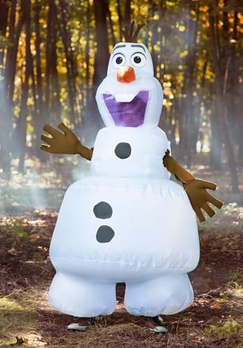 Disneys Frozen Olaf Inflatable Kids Costume