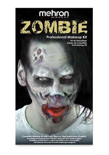 Living Dead Zombie Makeup Kit upd