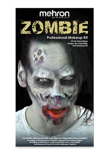 Living Dead Zombie Makeup Kit