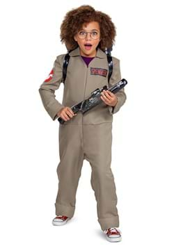 Ghostbusters Afterlife Kid's Classic Costume Alt 4