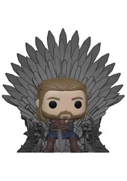 POP Deluxe Game of Thrones Ned Stark on Throne