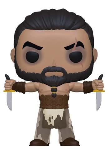 POP TV Game of Thrones Khal Drogo w Daggers