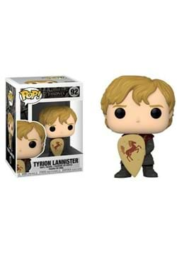 Funko POP TV Game of Thrones Tyrion w Shield