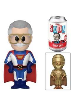 Funko Vinyl SODA Superhero Stan Lee