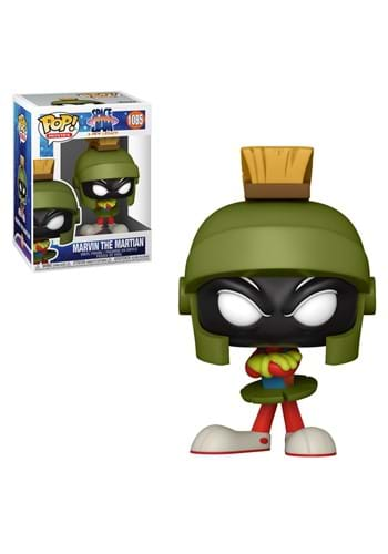 Funko POP Movies Space Jam Marvin The Martian