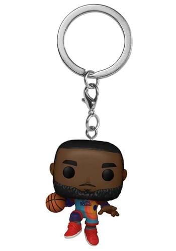 POP Keychain Space Jam LeBron James