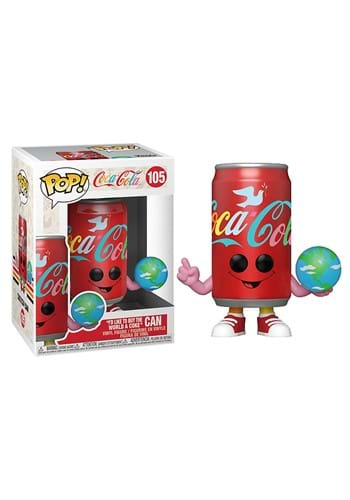 Funko POP Coca Coca Hilltop Anniversary