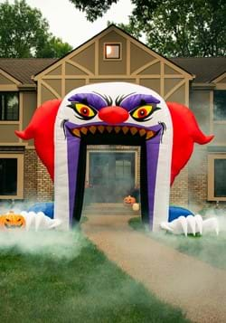 Outdoor Inflatable Clown Archway