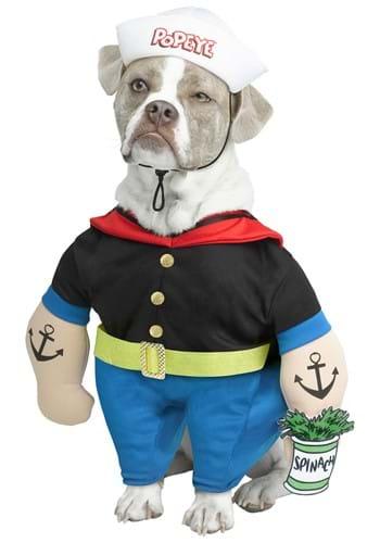 Popeye Pet Costume