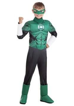 Green Lantern Deluxe Kids Costume