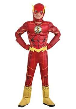 Flash Deluxe Kids Costume