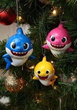 Baby Shark Ornament 3 Piece Set-update
