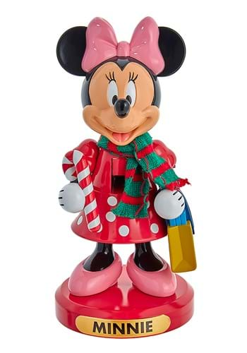 Minnie Mouse with Candy Cane 10 Nutcracker