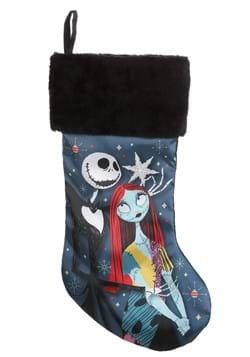 Nightmare Before Christmas Jack and Sally Stocking upd