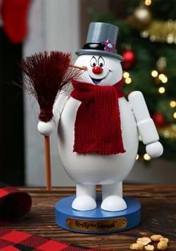 """Frosty the Snowman 10"""" Nutcracker"""