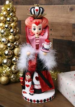 "Alice in Wonderland Queen of Hearts 17.5"" Hollywood Nutcrack"
