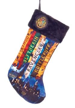 Harry Potter Hogwarts Banners 19 Printed Stocking