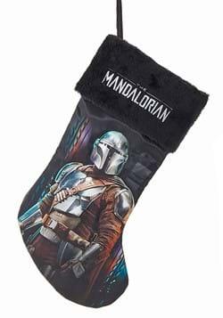 Star Wars 19 Mandalorian Stocking