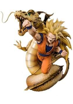 Dragon Ball Z Super Saiyan 3 Son Goku Dragon Fist