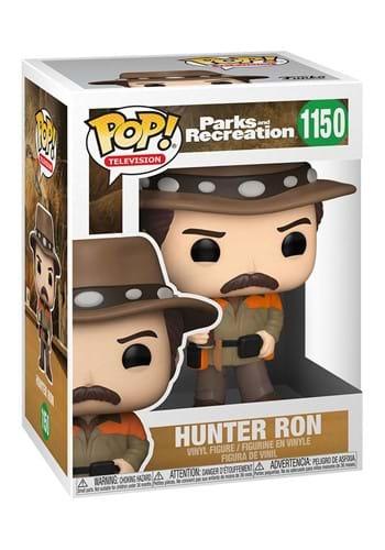 Funko POP TV Parks Rec Hunter Ron