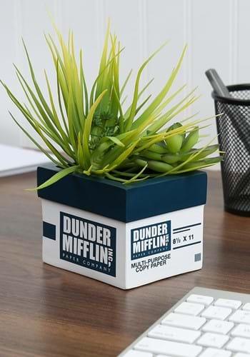 The Office Dunder Mifflin Paper Ream Planter