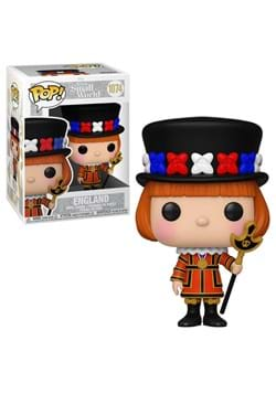 Small World England Disney Funko POP Figure