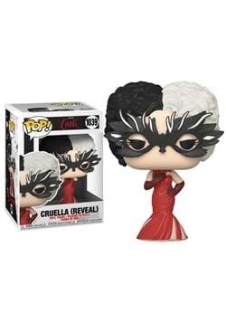 POP Disney Cruella Cruella Reveal