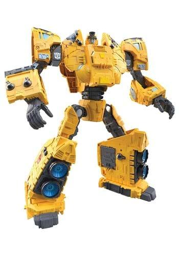 Transformers War for Cybertron Kingdom Titan Autobot Figure