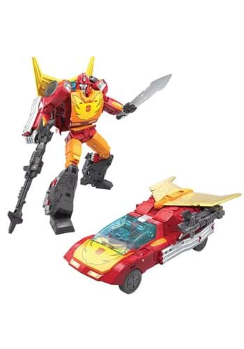 Transformers War for Cybertron Kingdom Rodimus Prime