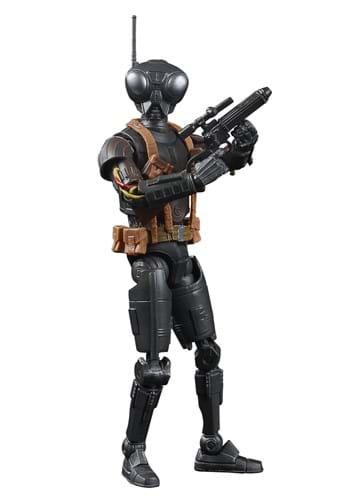 Star Wars The Black Series Q9 0 Zero 6-Inch Action Figure