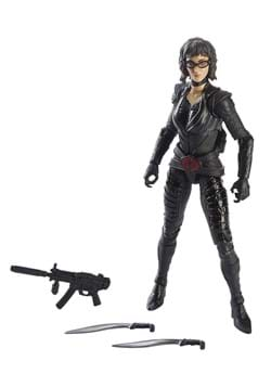 G I Joe Classified Series 6 Inch Snake Eyes Baroness