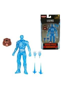 Marvel Legends Comic Hologram Iron Man 6-Inch Action Figure