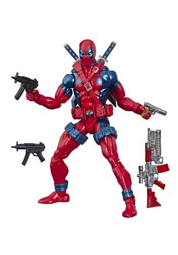 X Men X Force Retro Marvel Legends 6 Inch Deadpool