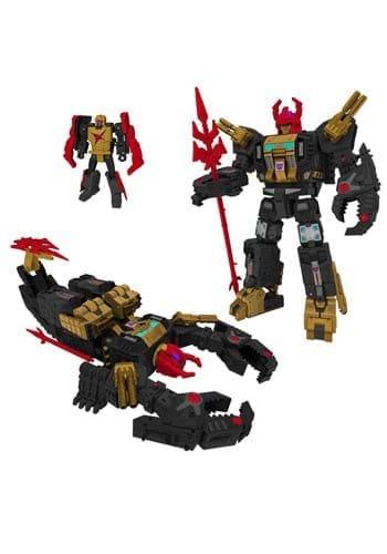 Transformers Generations Selects Titan Black Zarak