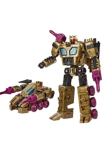 Transformers Generations Selects Black Roritchi