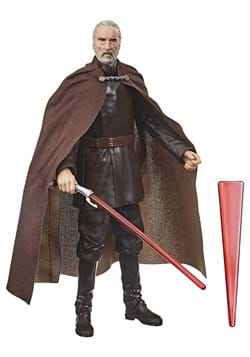 Star Wars The Black Series Count Dooku 6-Inch Acti