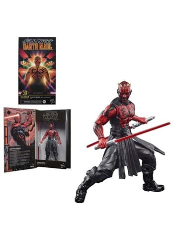 Star Wars The Black Series Darth Maul 6 Inch Action Figure