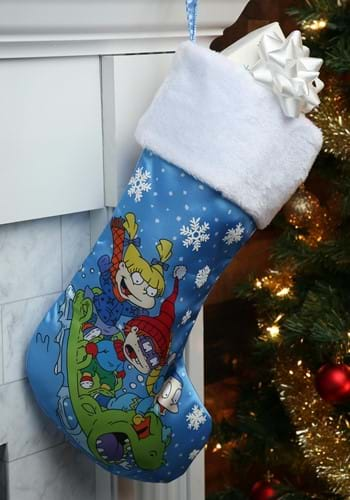 "Rugrats 19"" Printed Stocking-update"