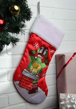Teenage Mutant Ninja Turtles 19 Retro Stocking